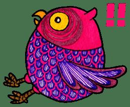 OWL Museum 9 sticker #8489946
