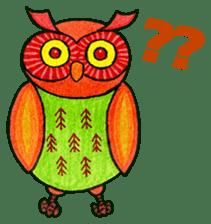 OWL Museum 9 sticker #8489947