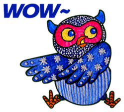 OWL Museum 9 sticker #8489948