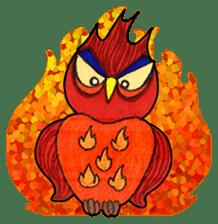 OWL Museum 9 sticker #8489949