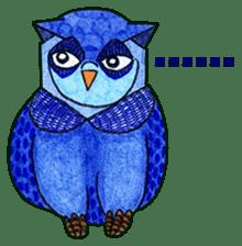 OWL Museum 9 sticker #8489950