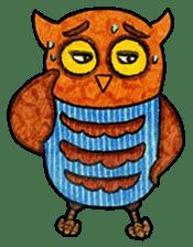 OWL Museum 9 sticker #8489952