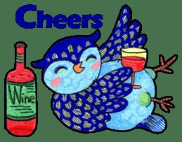 OWL Museum 9 sticker #8489953