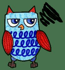 OWL Museum 9 sticker #8489954