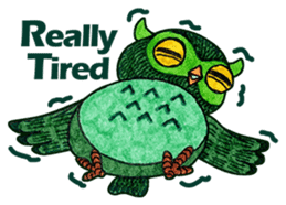 OWL Museum 9 sticker #8489956