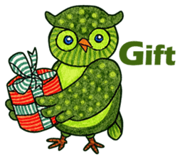 OWL Museum 9 sticker #8489961