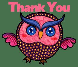 OWL Museum 9 sticker #8489964