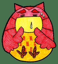 OWL Museum 9 sticker #8489970