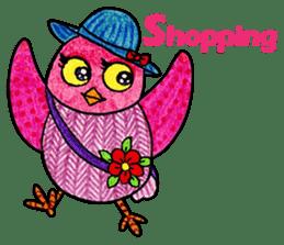 OWL Museum 9 sticker #8489971