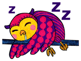 OWL Museum 9 sticker #8489973