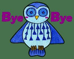 OWL Museum 9 sticker #8489977