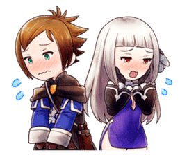 Bravely Stickers - Volume 1 sticker #8490040