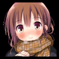 Girl of first love in Kansai