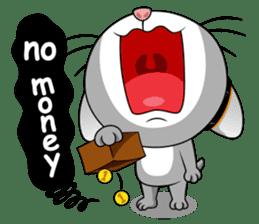 Music Cat / English Version sticker #8493765