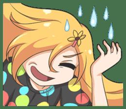 Lily & Marigold (Part Molly Full) sticker #8495009