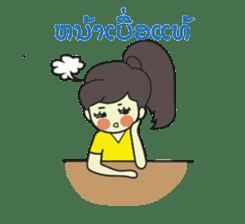 Laos Girls sticker #8502103