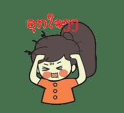 Laos Girls sticker #8502104