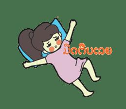 Laos Girls sticker #8502106
