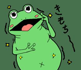 I'm a frog sticker #8509393