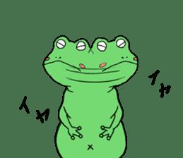 I'm a frog sticker #8509397