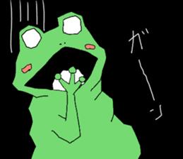 I'm a frog sticker #8509414