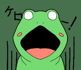 I'm a frog sticker #8509418