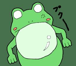 I'm a frog sticker #8509421