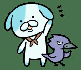inuzo&karasumaru sticker #8519282