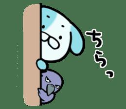 inuzo&karasumaru sticker #8519291