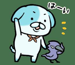 inuzo&karasumaru sticker #8519292