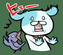 inuzo&karasumaru sticker #8519295