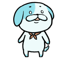 inuzo&karasumaru sticker #8519297