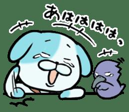 inuzo&karasumaru sticker #8519302