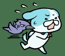 inuzo&karasumaru sticker #8519308