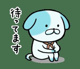 inuzo&karasumaru sticker #8519309
