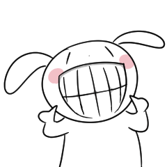 Usagi Rabbit - Just Laughing