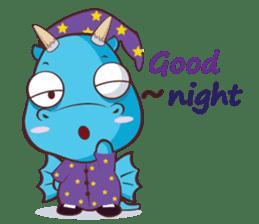 Concordian Dragon sticker #8525004