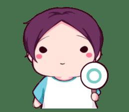 Fluffy Nyam sticker #8525525