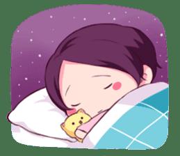 Fluffy Nyam sticker #8525540