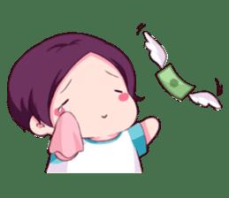Fluffy Nyam sticker #8525551
