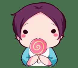 Fluffy Nyam sticker #8525558