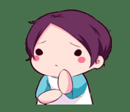 Fluffy Nyam sticker #8525559