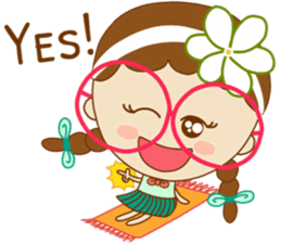 Cute Jasmine sticker #8533875