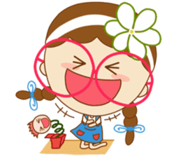 Cute Jasmine sticker #8533880