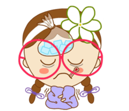 Cute Jasmine sticker #8533892