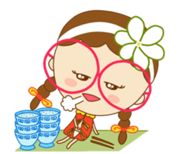 Cute Jasmine sticker #8533901