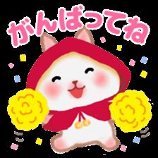 Little Red Riding Hood Rabbit sticker #8536676