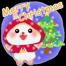 Little Red Riding Hood Rabbit sticker #8536681