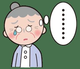 Haruko's daily sticker #8536996