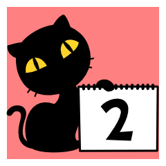 Here's The Black Cat 2